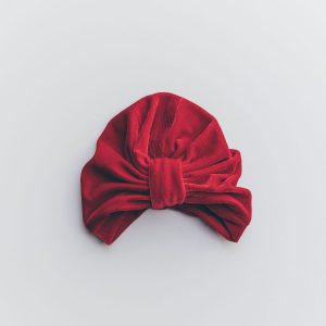 Turban kapa – LUX RED 1ST EDITION