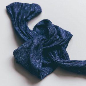 Zaveži si trak  – BLUE KNIT