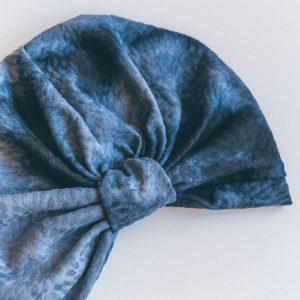 Turban  – CLOUD BLUE