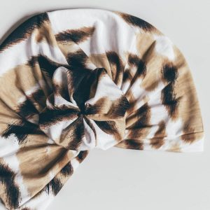 Turban  – ANIMAL PRINT